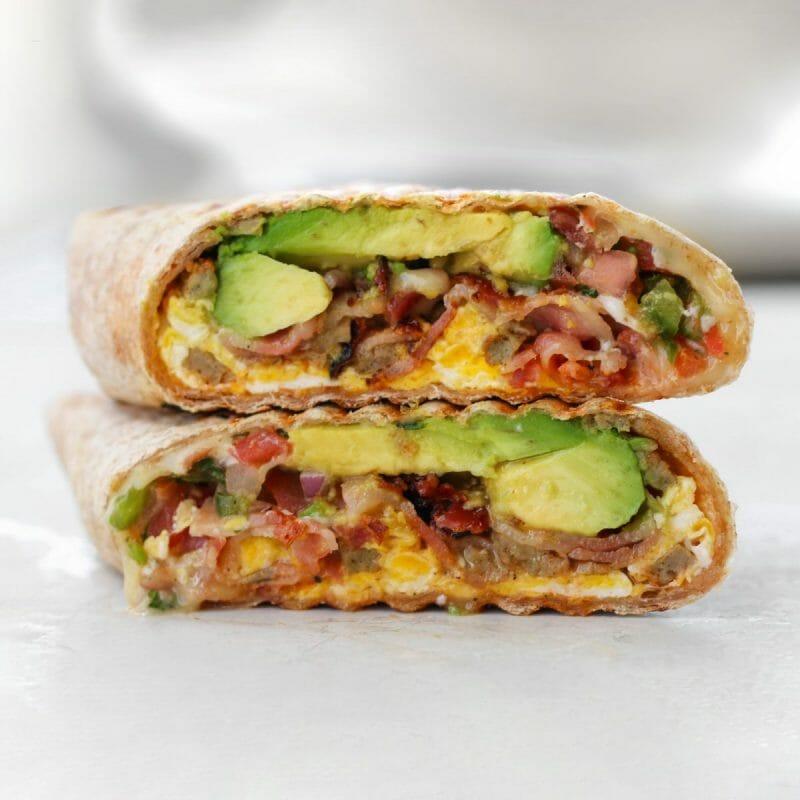 big kahuna breakfast burrito
