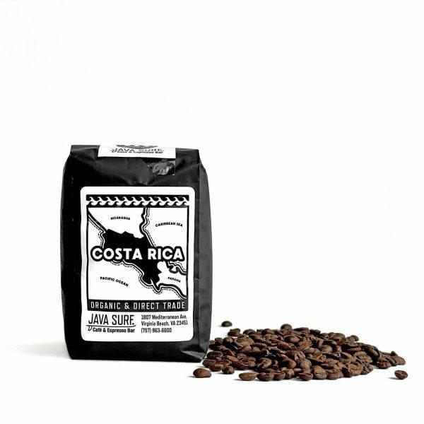 costa rica organic coffee beans