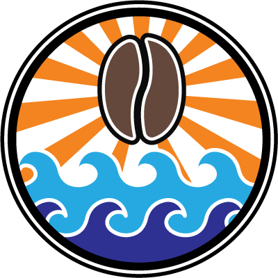 java surf cafe logo