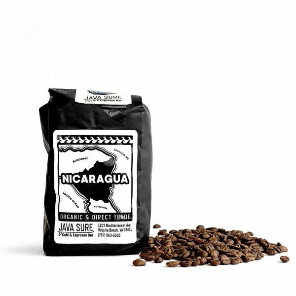 nicaragua organic coffee beans direct trade