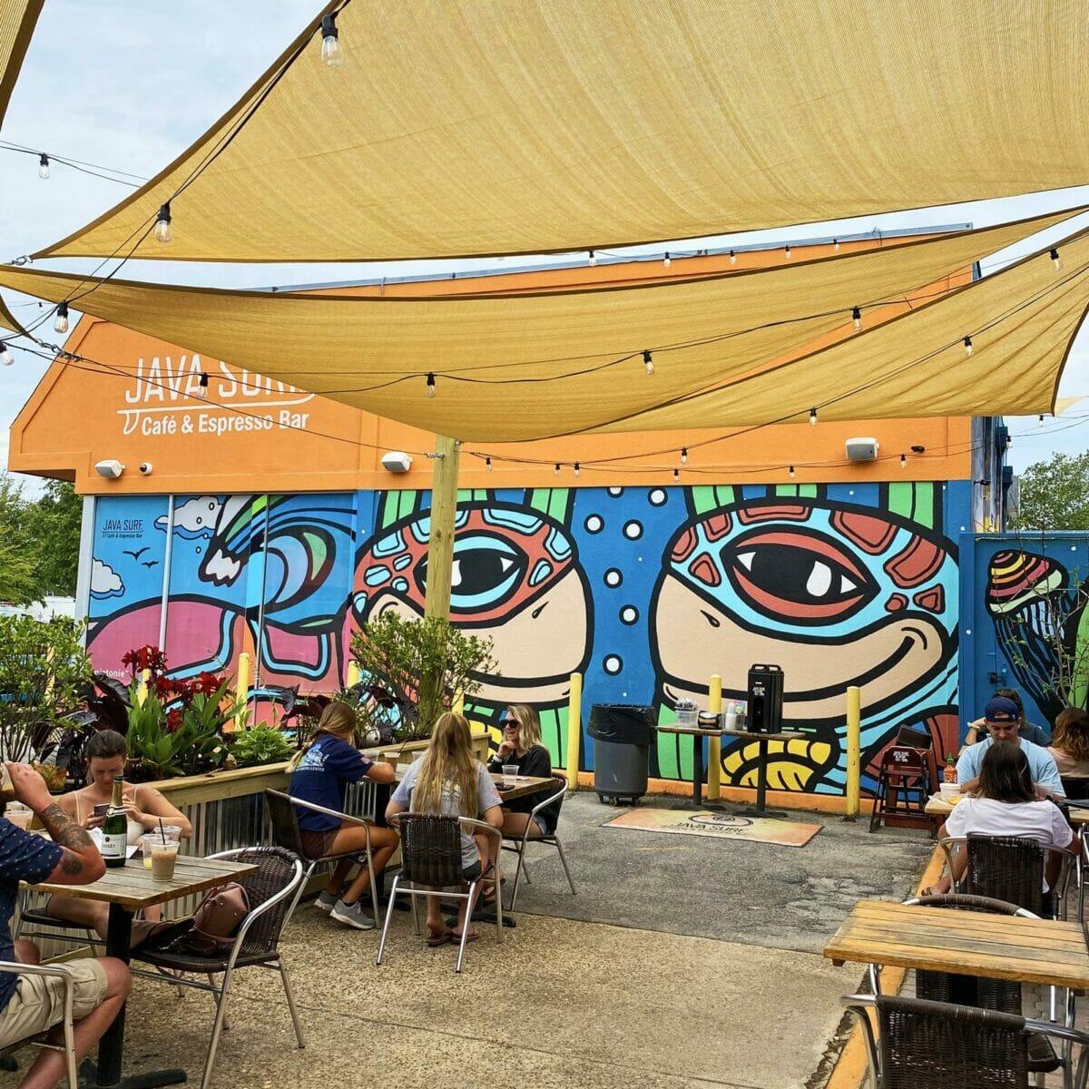 outdoor cafe virginia beach espresso