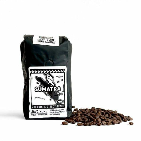 sumatra coffee beans fresh roast 16oz pound