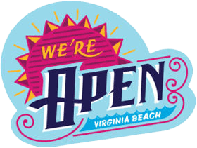 virginia beach open for business