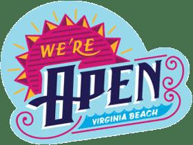 virginia beach open for business